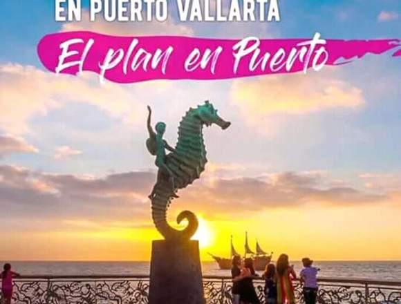 Viaje a Puerto Vallarta