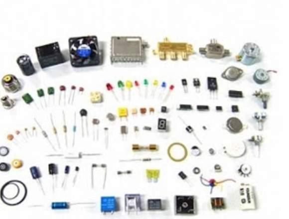 venta de elementos electronicos
