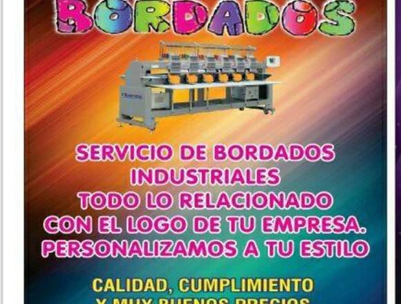 SERVICIO DE BORDADOS