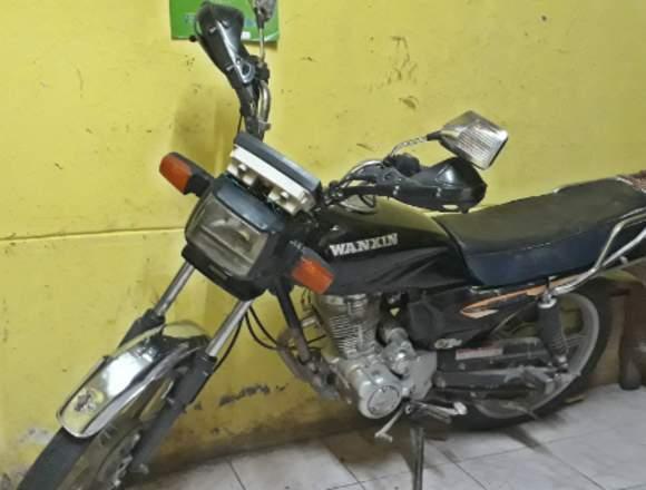 Moto clasica en venta