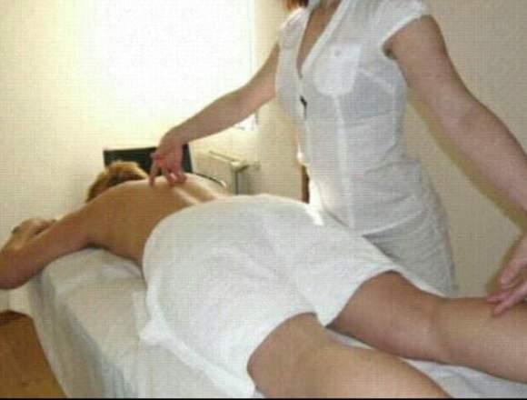 Masajes y Terapias profesionales