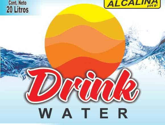 Venta de Agua Purificada Y Alcalina en bidones
