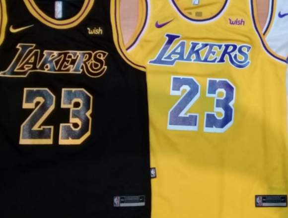 CAMISETAS NBA LAKERS BULLS JORDAN 70042926