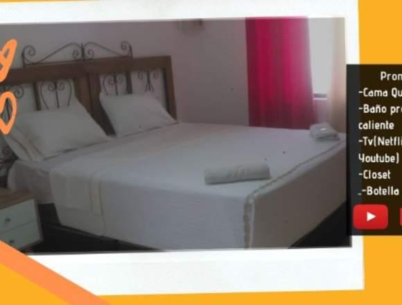 hotel barato 50 soles Miraflores