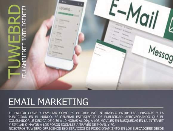 Email Marketing - TuWebRD