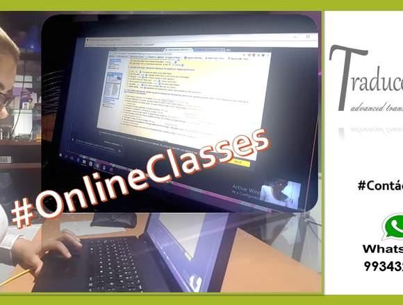 Clases Online y Particulares