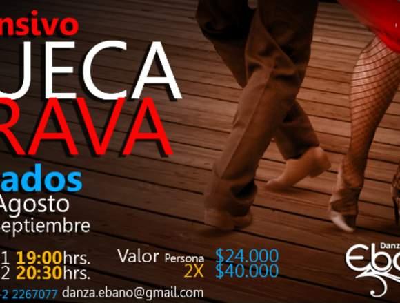 Intensivo de Cueca Brava // Agosto-Septiembre 2019