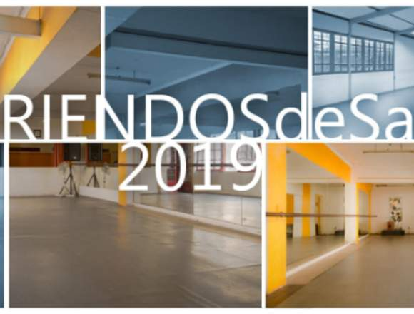 Salas de Danza, Teatro, Artes Escénicas.