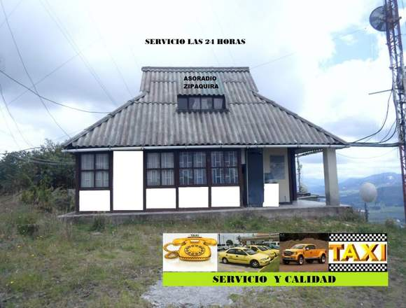 CENTRAL DE TAXIS ZIPAQUIRÁ 852 7777 - 8526666