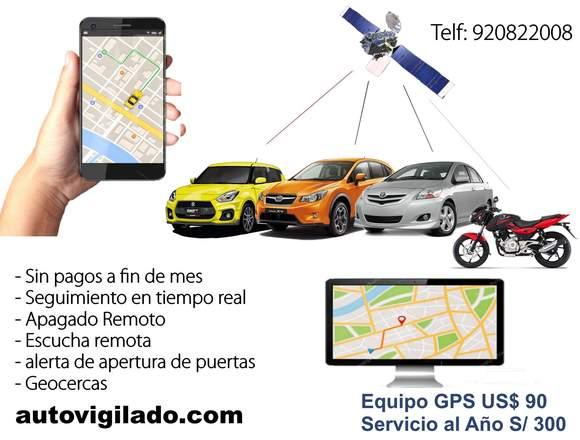 GPS PARA TAXIS, AUTOS, CAMIONETAS Y MOTOS