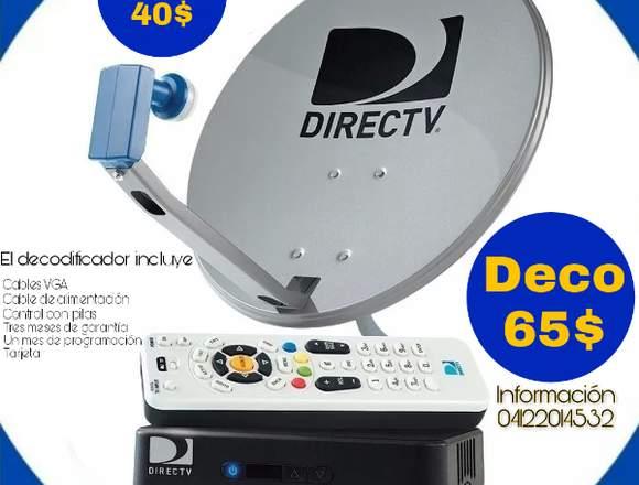 Decodificadores DirecTV