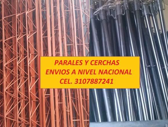 PARAL METÁLICO, PUNTAL PARA CONSTRUCCIÓN