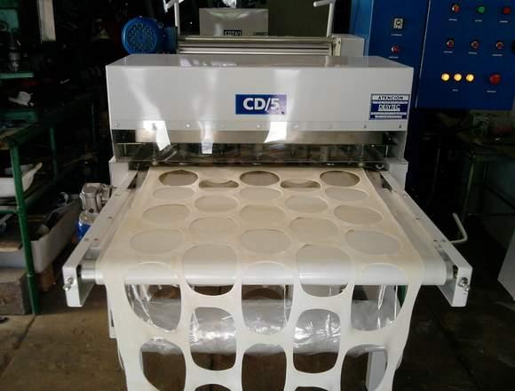 maquina cortadora de tapas  de empanadas