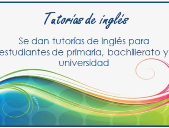 Tutorías y Clases de Inglés