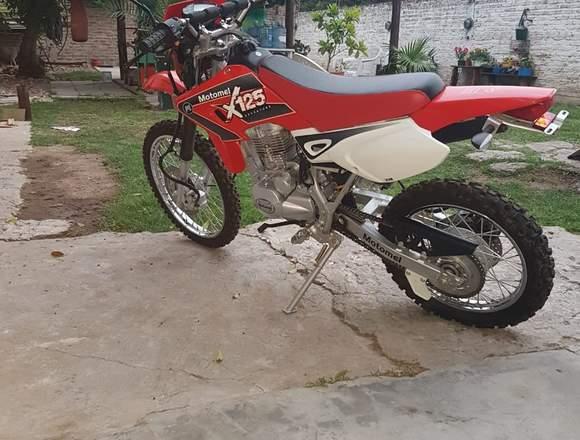 Motomel Cross 125cc