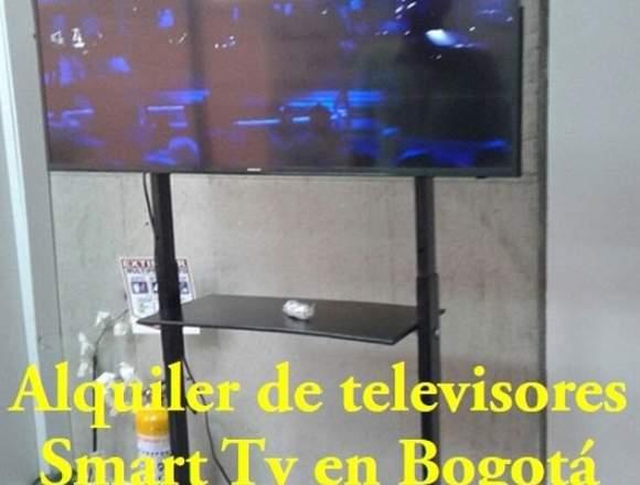 """Alquiler de televisores smart tv 32"""", 43"""" y 49"""""""