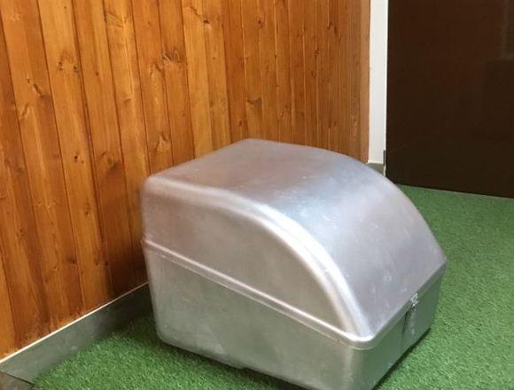 Bomba extractora de agua 2 CV con caja