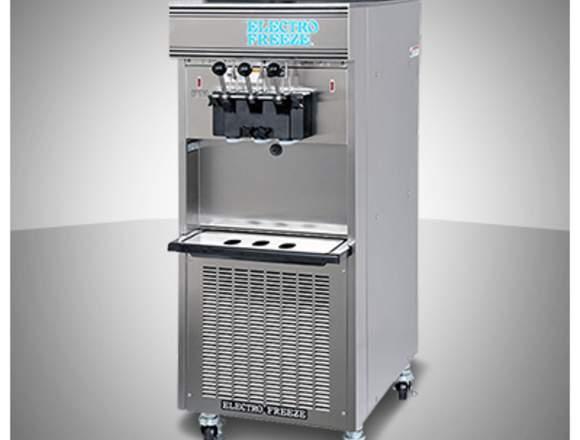 Maquina barquillera helados soft artesanal