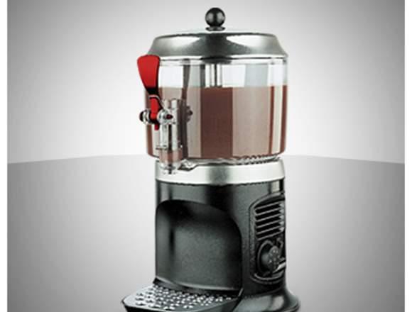 Chocolatera comercial capacidad 5 y 10 litros