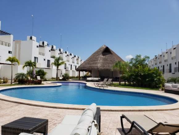 Hermosa casa en venta en Playa del Carmen