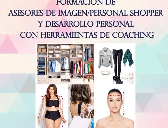 Formación de asesores de imagen/Personal Shopper