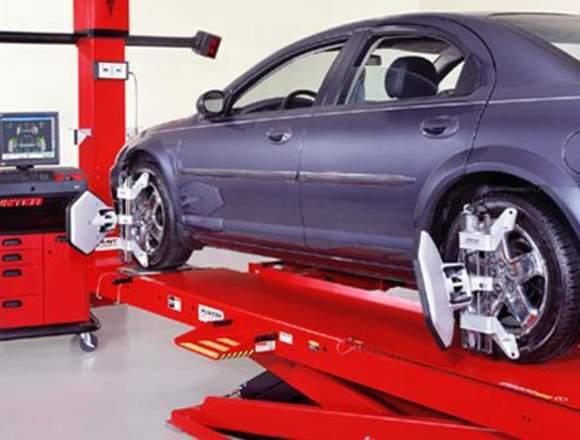 venta de equipos de alineacion para autos