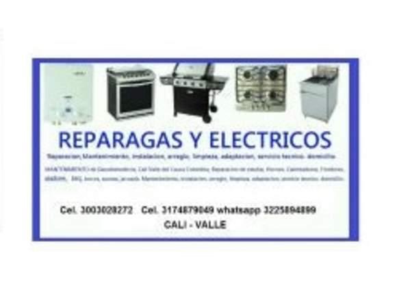 servicio tecnico para gasomesticos en jamundi