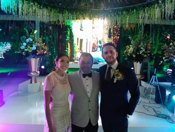 Cantante de bodas Bogotá, serenatas para bodas