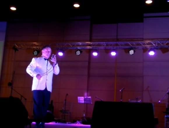 Show Años 60 Bogotá, Cantante Serenatas Años 60