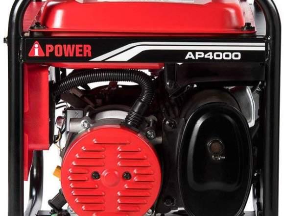 Planta Electrica A-ipower 4,000-watt A Gasolina