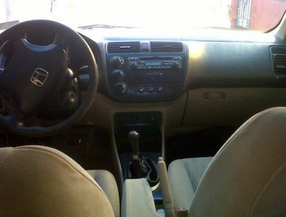 Honda Civic Lx   ano 2003 solo 110.200 km