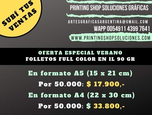 Imprenta de Revistas Capital Federal