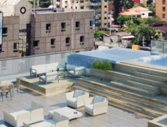 Venta Apartamento de lujo en Piantini 2Hab. 125Mts