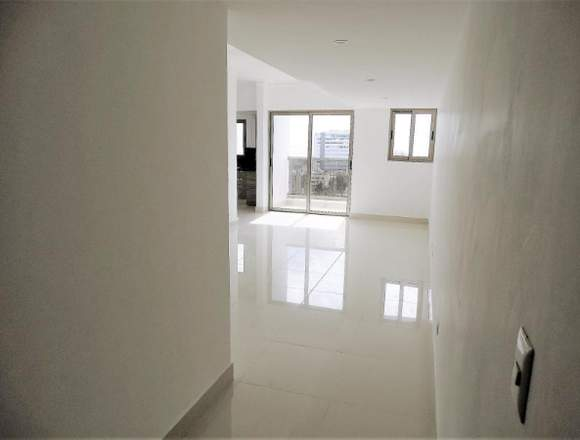 venta de apartamento  piantini 2hab 125 mts