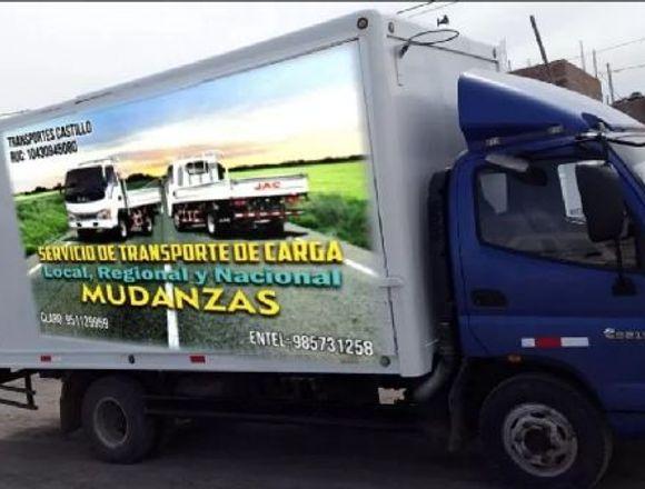 CARGA, MUDANZAS Y EXPRESOS A NIVEL NACIONAL SUR