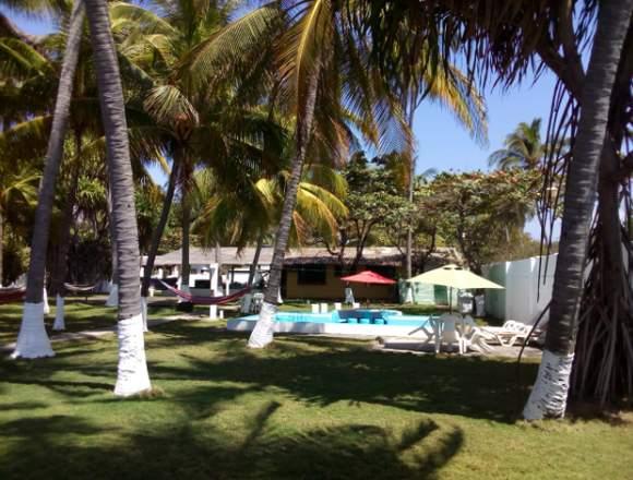 Rancho de Playa en Metalio