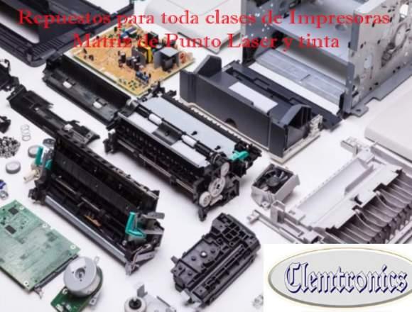 Servicio Reparación de Impresora y Fotocopiadoras