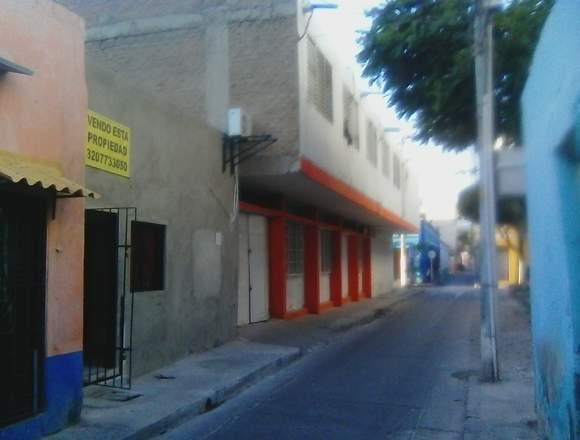 Vendo casa hotel en el centro de santa Marta