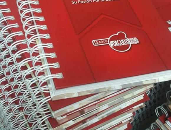 Agendas y Cuadernos Corporativos Personalizados