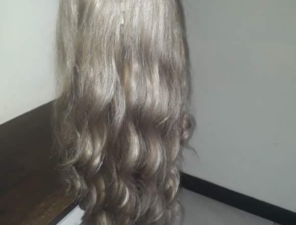 Lindas pelucas cabello natural