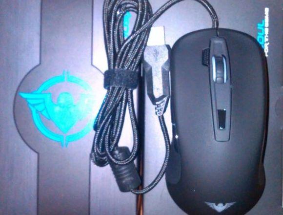 Mouse Gamer Profesional X-soul Combat Xm6