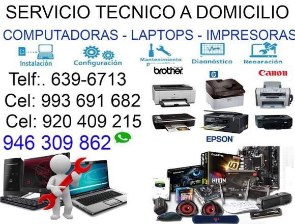 REPARACIÓN DE COMPUTADORAS 920409215