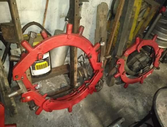 Cortadoras manuales de tubo de 12 a 24 in