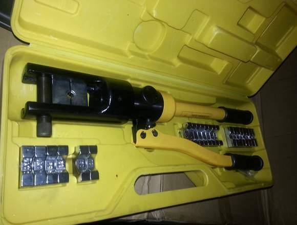 Ponchadora hidráulica de cables YQK-300