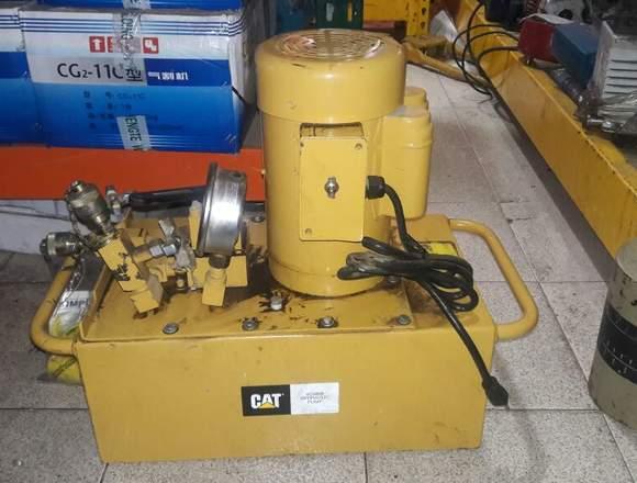 Sistema  hidráulico caterpillar MODEL No. 7600058