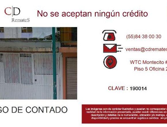Casa en Coapa Remate Bancario Coyoacán