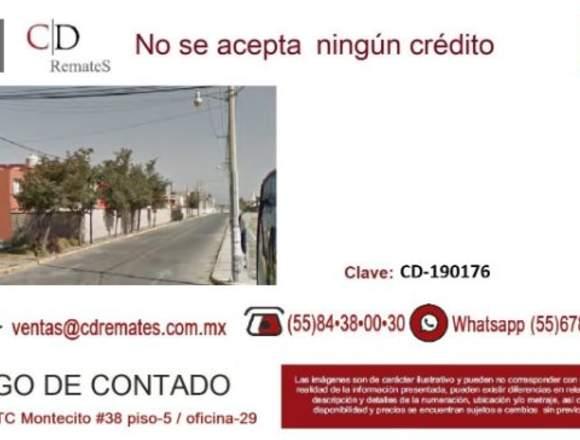 """Se vende en """"Remate"""" CASA en Atizapan, Edo. de Méx"""