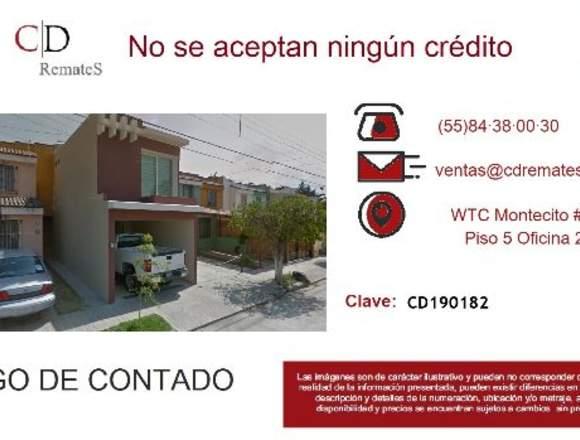REMATE: Casa en El Triángulo, Cd Guzmán. CD190182