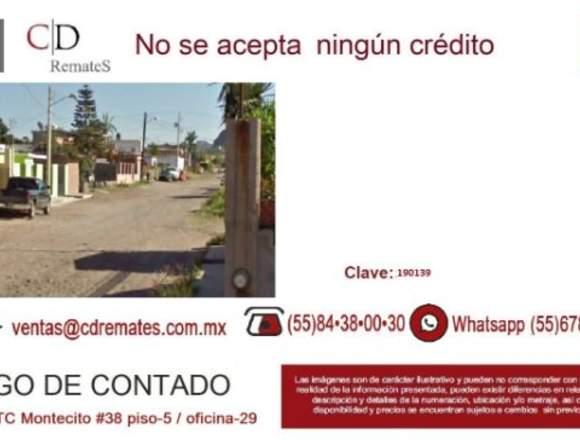 Casa en Remate Bancario, Guaymas, 190039