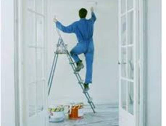 Realizamos pintura de paredes